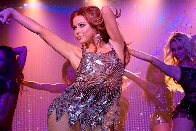 Julianne Hough - 2010 Burlesque