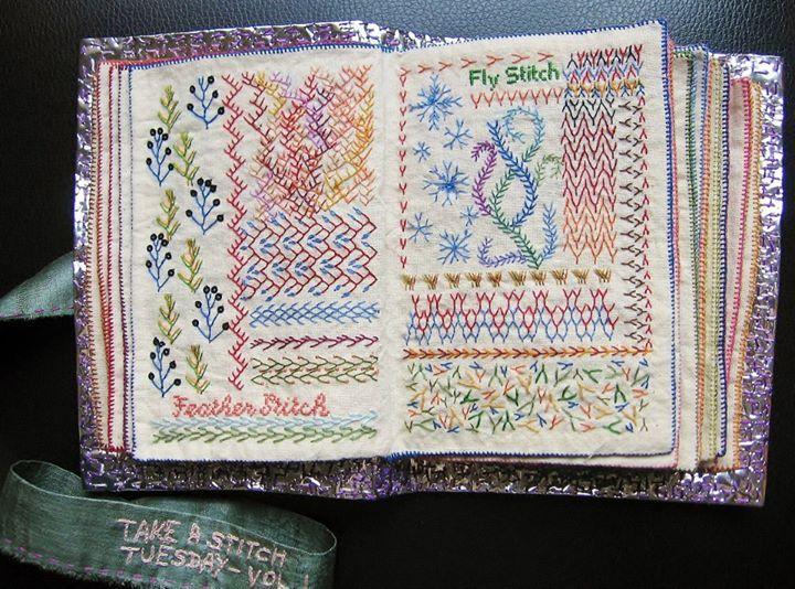 How to make sample stitch book11173364_1590703454524328_4935496660062498381_n5