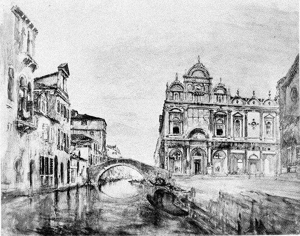 The Scuola di San Marco by John Ruskin