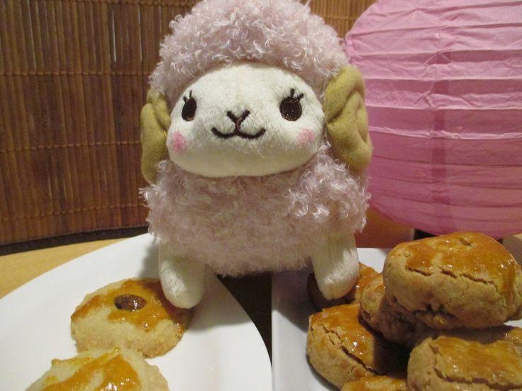 Otaku Family: Chinesisches Neujahr - ich backe Kekse....
