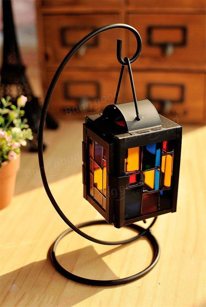 M s de 25 ideas incre bles sobre candelabros de hierro en for Faroles en hierro forjado para jardin