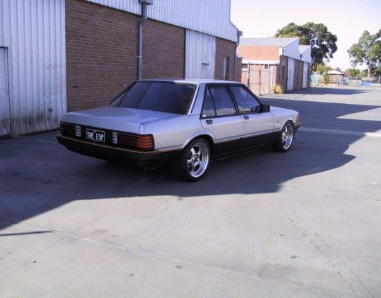 1982 Ford Falcon XE ESP Ghia sweet