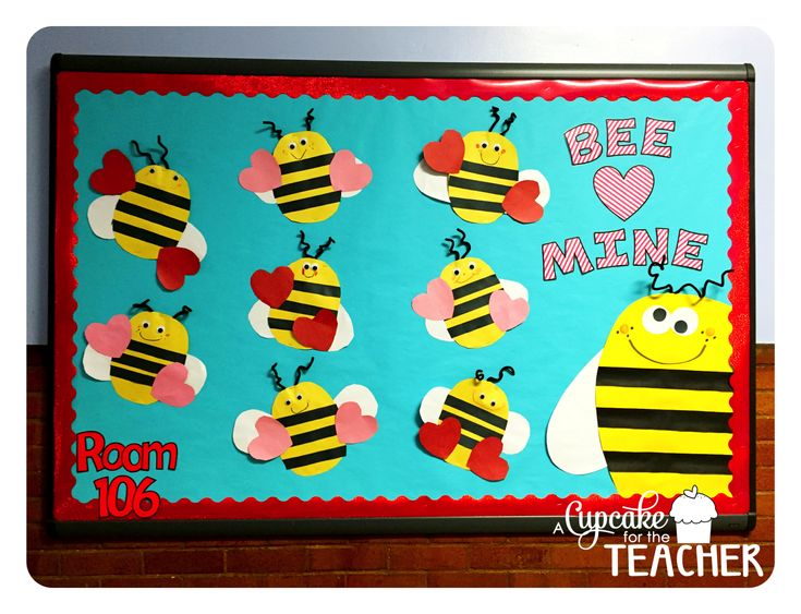 A Cupcake for the Teacher: Bee Mine, Valentine!! Updated!
