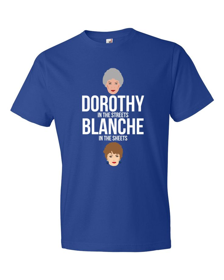 Dorothy in the Streets, Blanche in the Sheets
