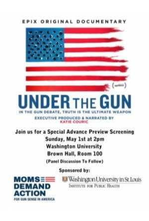 Under The Gun 2016 Online Full Movie .A look at the aftermath of the Sandy Hook massacre where 20 children were murdered at school by a crazed gunman, but lead to no changes in American gun laws.