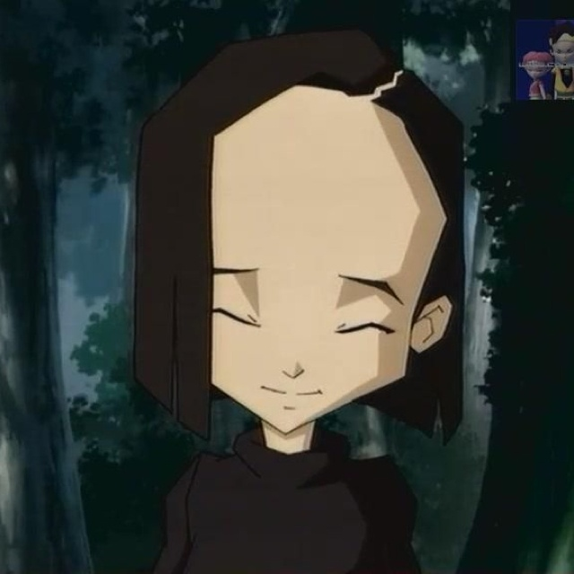 Yumi, beautiful, kind and caring. That's if you know her, of course.