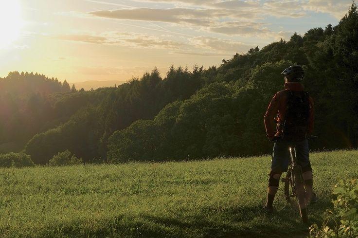 https://flic.kr/p/UhEw9d | Sonnenuntergang am Wildtaler Eck | Kann diesen Ausblick immer wieder genießen ....