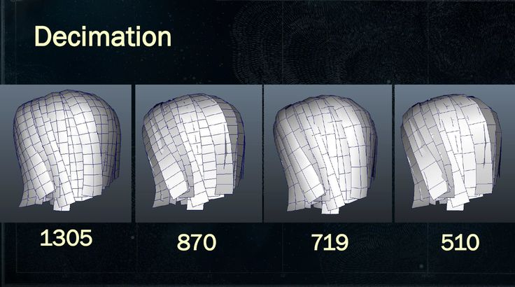 Bungie - The Hair Pipeline in Destiny. See paper here: Bungie - Destiny - Hair http://advances.realtimerendering.com/destiny/siggraph2014/heads/index.html