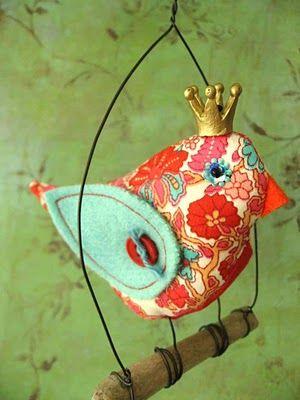 bird on a swing voor onze nieuwe buur-koning  ;-)