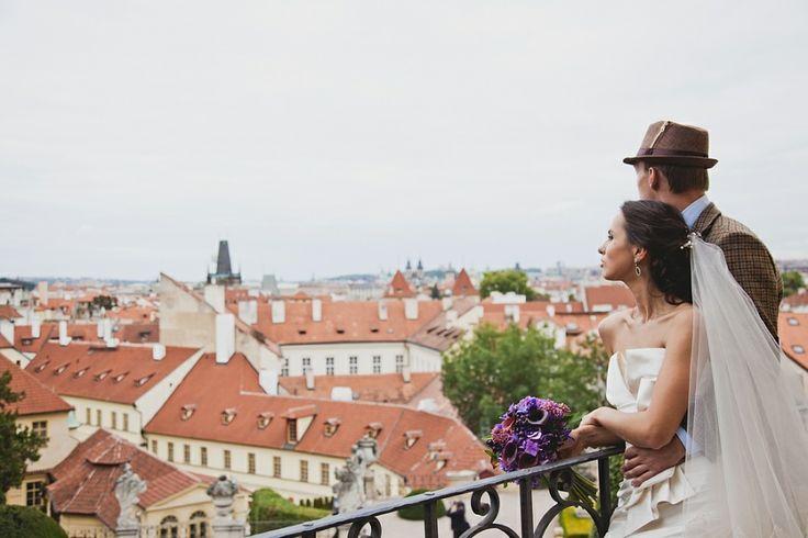 Wedding in Prague - Vrtba Garden