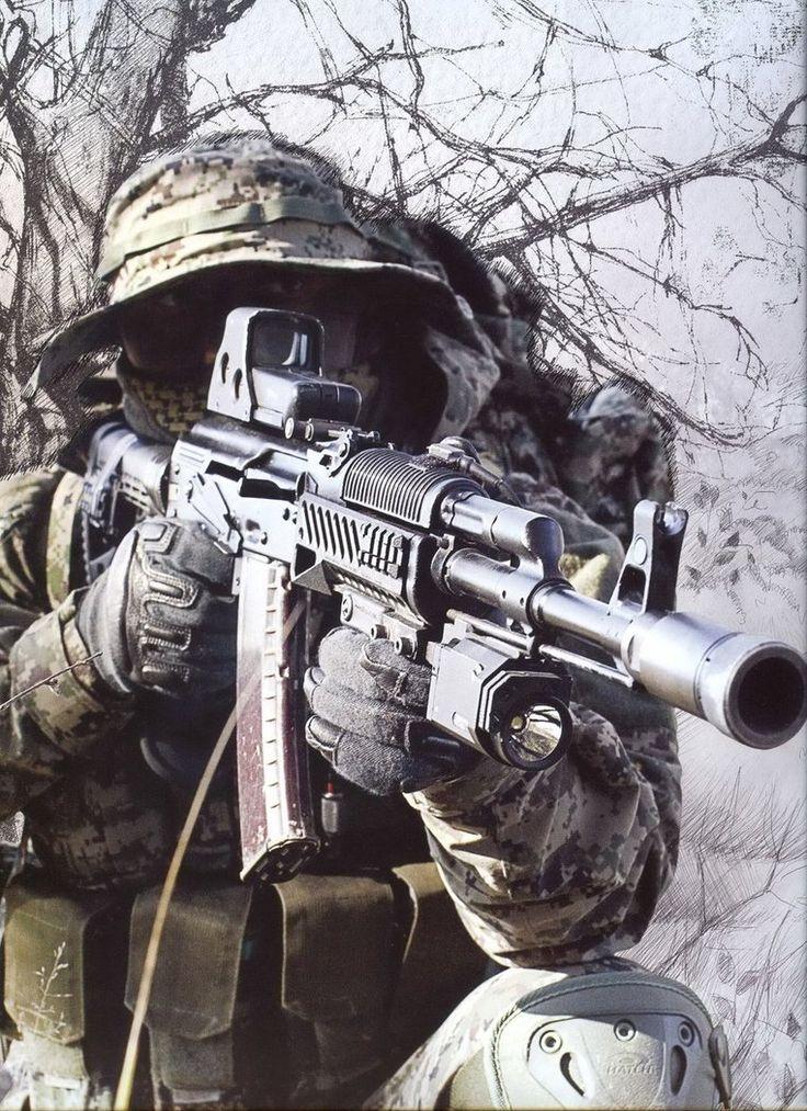 spetsnaz | Spetsnaz FSB by muaythai40000 on deviantART