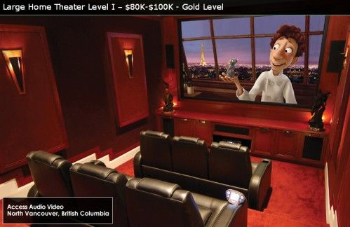 7 Ultra Modern Home Movie Theaters for Ultimate Relaxation