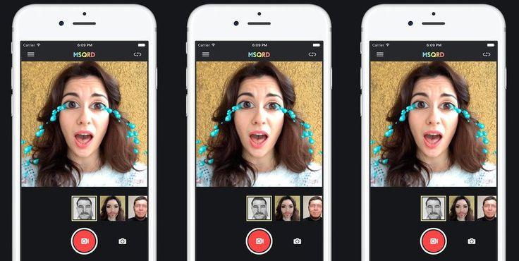 MSQRD: che cos'è e come si usa l'app del momento