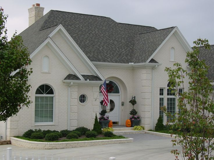 Ivory Cream House Exterior Color In 2019 Exterior