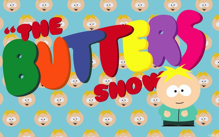 39 the butters show 39 wallpaper southpark 4 bo ets - South park wallpaper butters ...