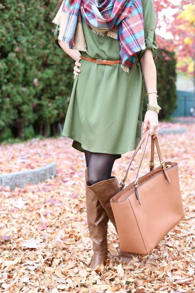 Olive Dress - Magnolia Post Co