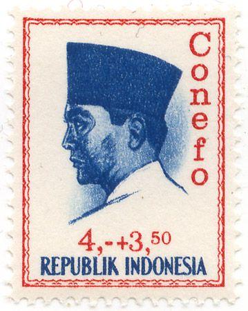 Conefo / Soekarno