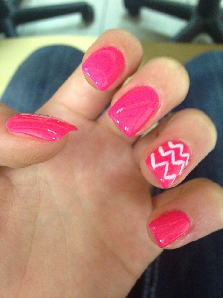 Cute acrylic nail design nails hair make up for Acrylic nail decoration