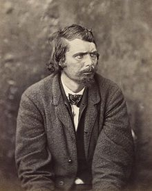 George Andreas Atzerodt (June 12, 1835– July 7, 1865) was a conspirator, with John Wilkes Booth, in the assassination of Abraham Lincoln. Assigned to assassinate Vice-President Andrew Johnson, he lost his nerve and did not make an attempt.   He was executed along with three other conspirators by hanging.