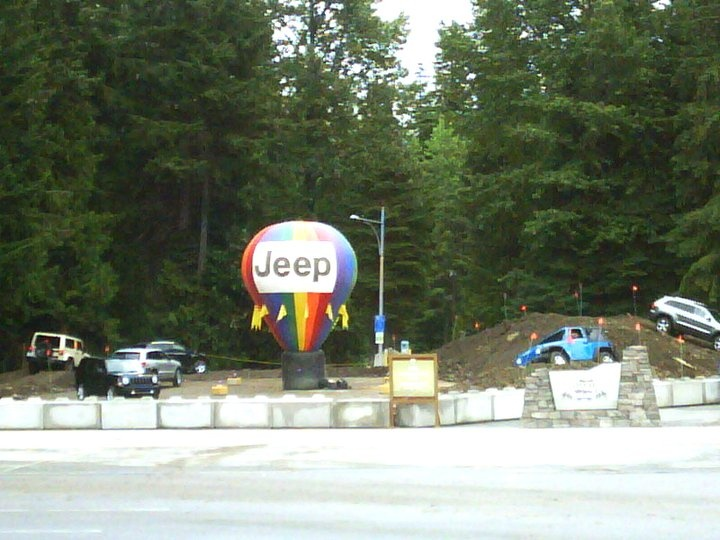 Jeep Balloon  Facebook: https://www.facebook.com/JeepCanada  Twitter: https://twitter.com/jeepcanada