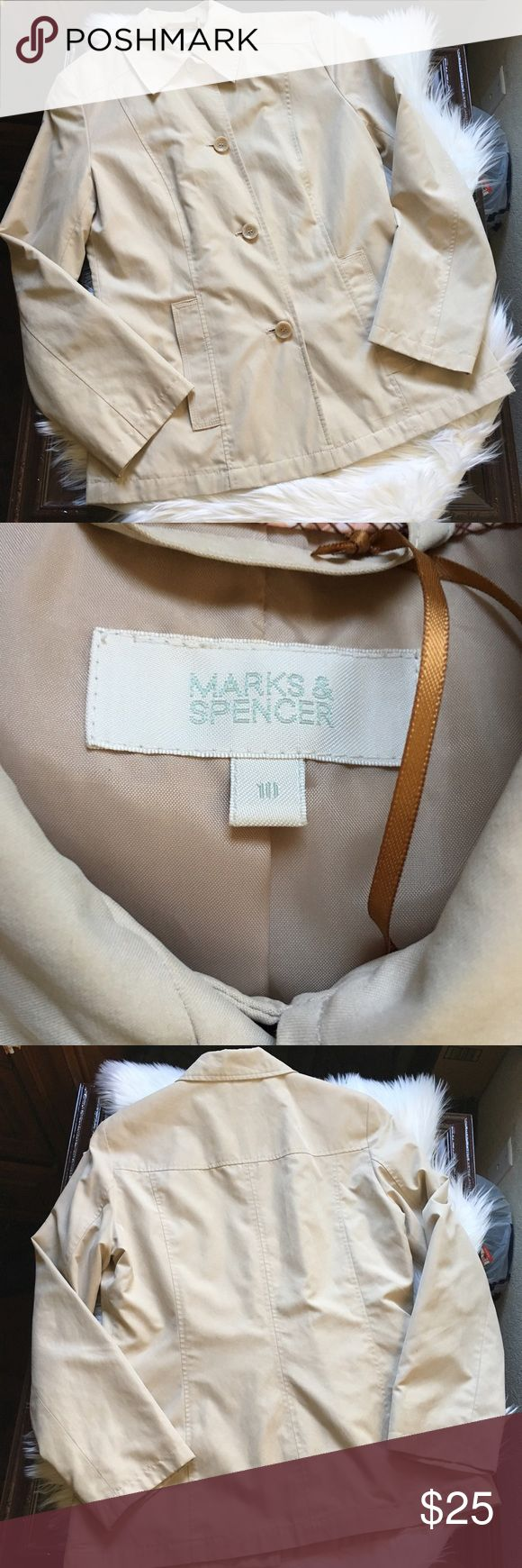 Marks & Spencer Jacket Great condition! Marks & Spencer Jackets & Coats
