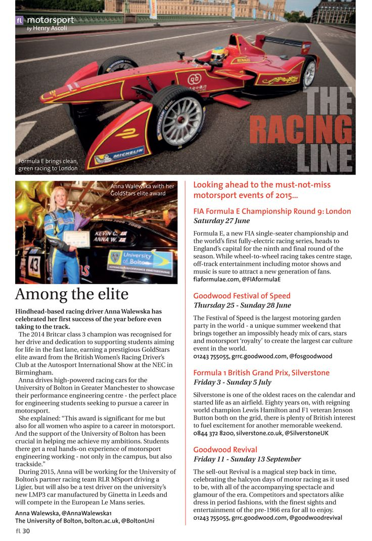 ~ The racing line ~ The must-not-miss motorsport events of 2015 #locallife #Farnham #Surrey #motorsport #events #racing