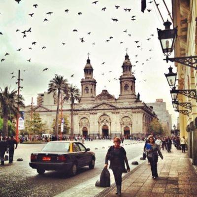 santiago-de Chile