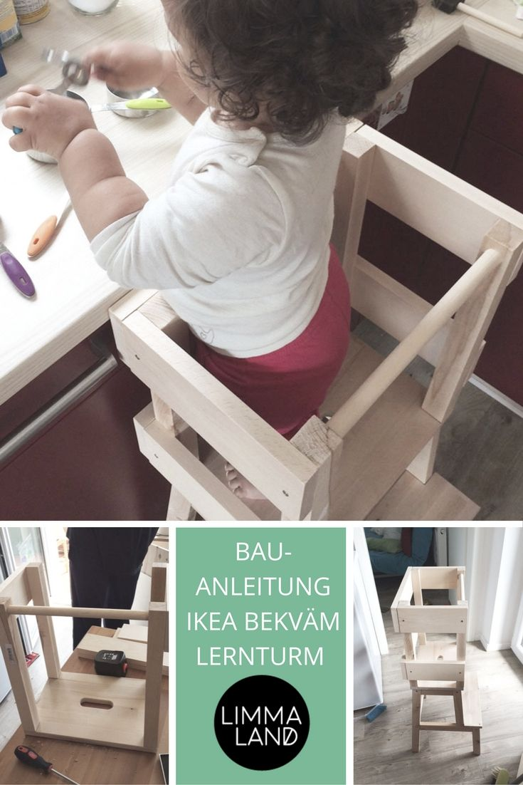 62 best ikea hack bekv m hocker images on pinterest stools child room and bedroom kids. Black Bedroom Furniture Sets. Home Design Ideas