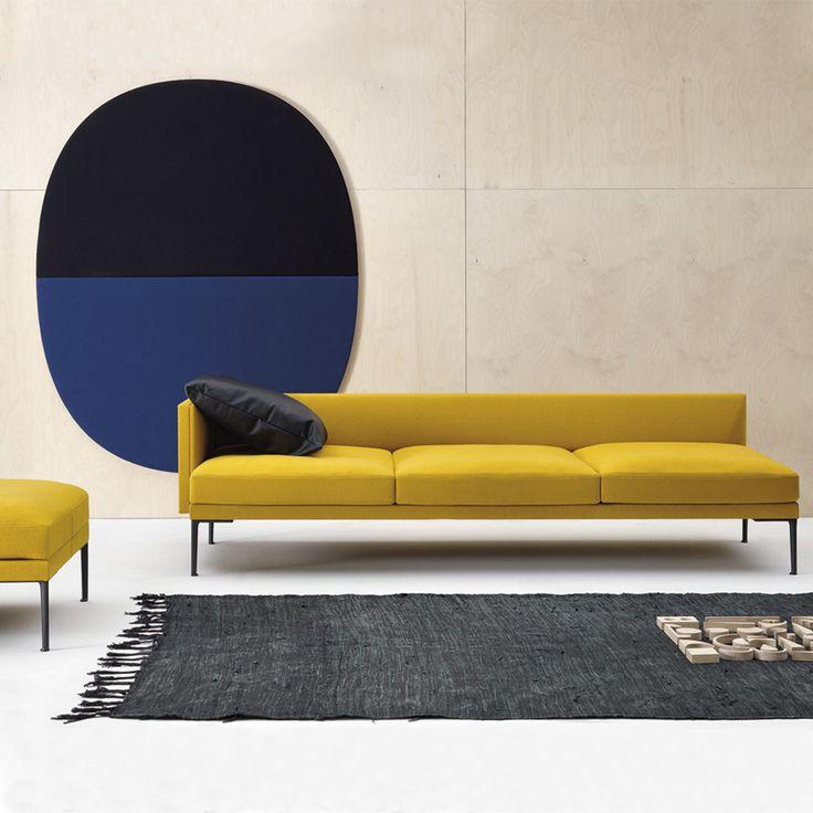 Steeve Sofa | Jean-Marie Massaud | Arper | SUITE NY