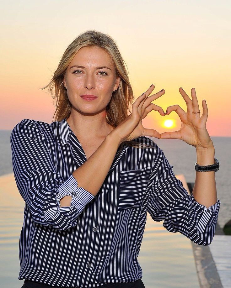 Viral Breaking News Stunning And Adorable Photos Of Maine: 426 Best Images About Maria Sharapova On Pinterest