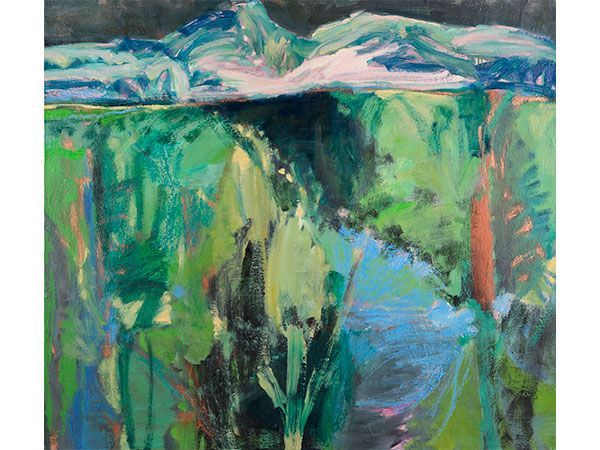 Jo Bertini - Desert Botanica Nocturn (2013)