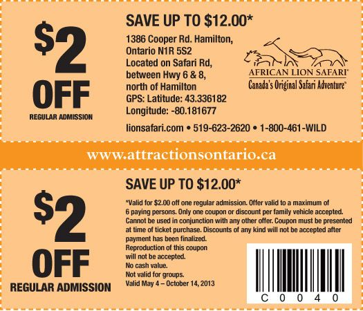 The lions pack coupon code