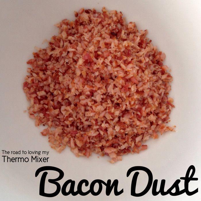 Bacon Dust