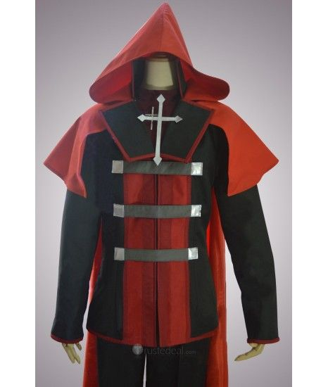 RWBY Red Trailer Ruby Rose Male Genderbend Cosplay Costume #christmas