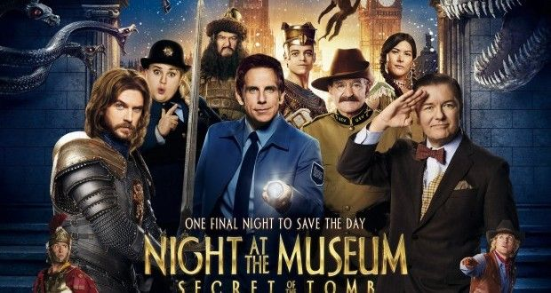 Night at the Museum: Secret of the Tomb (2014) — CINEFILUL DE SERVICIU