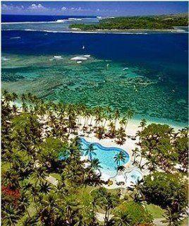 Shangri-La's Fijian Resort ~ Nadi, Fiji