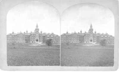 Ontario Hospital or the Orillia Asylum for Idiots: