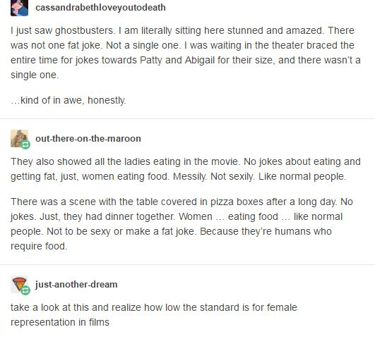 watch white men attempt to hate this movie without being  openly sexist. it's fucking hilarious.