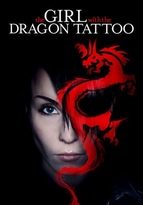 The Girl with the Dragon Tattoo..ON Netflix!!! NEed to see it. The book was fabulous!