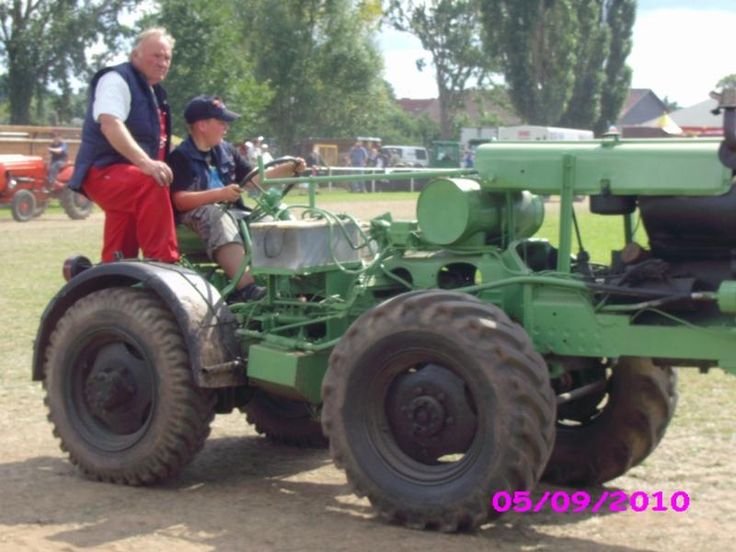 Small Homemade Tractors : Homemade articulated tractor tractors pinterest