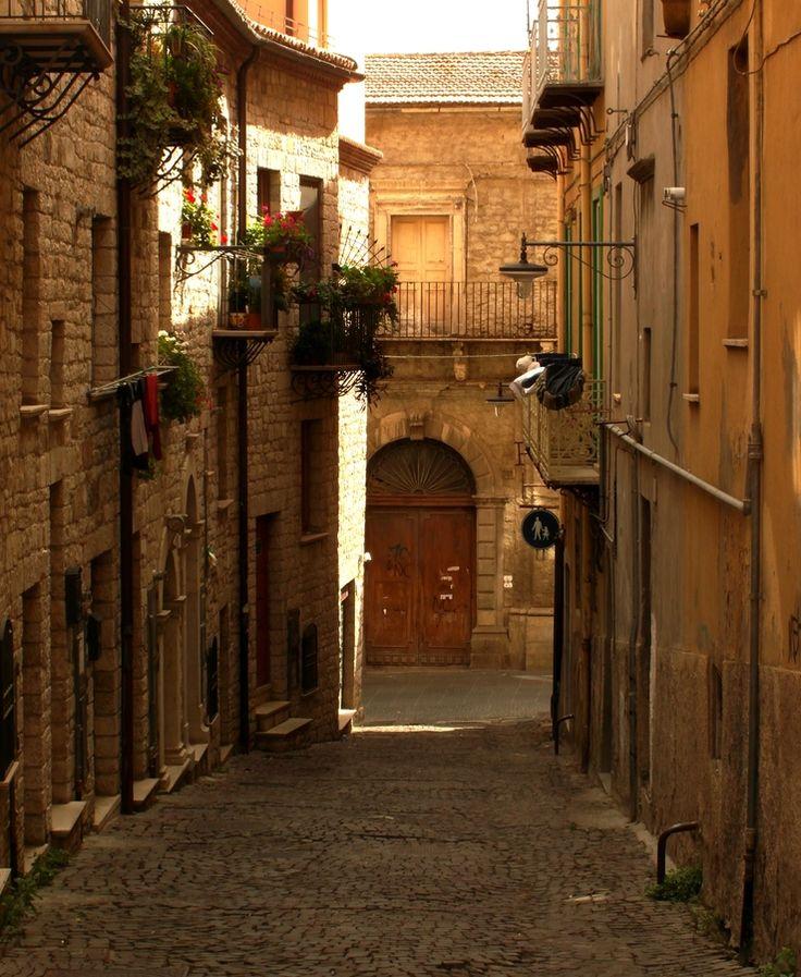 Potenza - Via Andrea Serrao by AntonelloBerardi, via 500px
