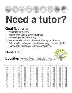 Image result for math tutor flyers