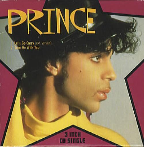 Prince - Let's Go Crazy / Take Me With You