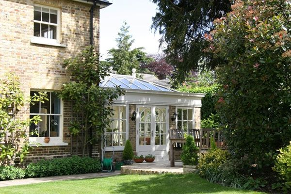 1000 images about orangery on pinterest in pictures for Small glass homes