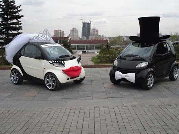 πρωτοτυπος στολισμος αυτοκινητου για γαμο - Αναζήτηση Google