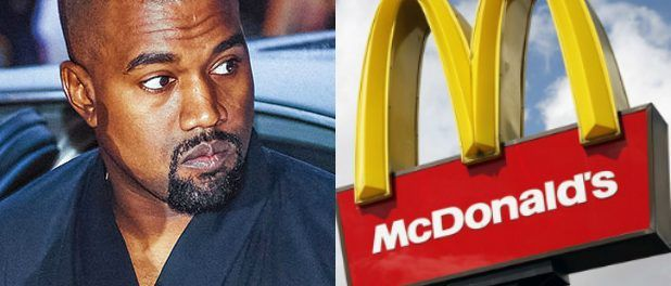 McDonalds Responds To Kanye West's Poem About Them