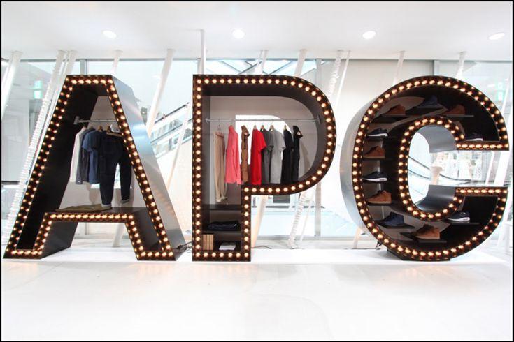 Dover Street Market, Tokyo Check Creative Freelance Services @ www.AdPT-Creative.co.uk