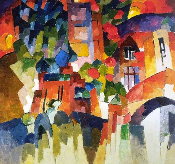 Russian Art Aristarkh Lentulov
