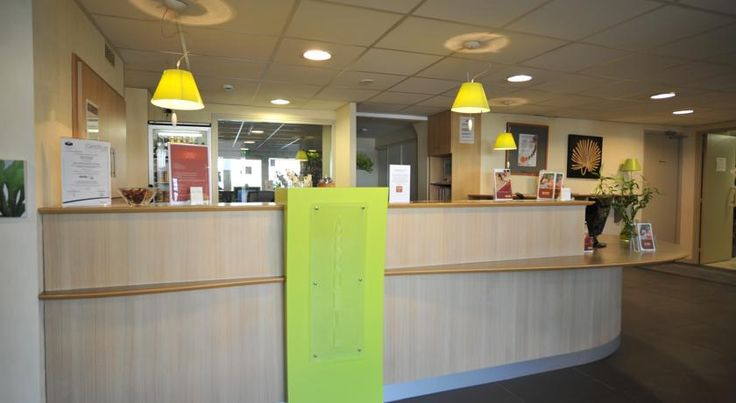 Inter-Hôtel Nantes Saint Herblain Saint-Herblain This eco-friendly hotel is located on the Nantes-St Nazaire highway, close to the Zenith and Nord-Laënnec hospital. It offers modern accommodation and has a bar.