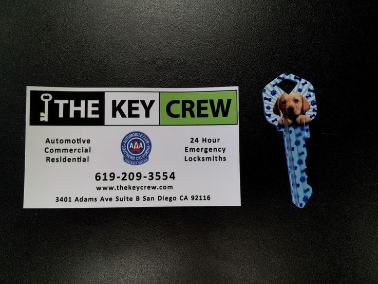 review from local blogger, http://thekeycrewlocksmith.com
